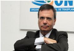 Rafael Matesanz, director de la ONT. Foto: Acta sanitaria